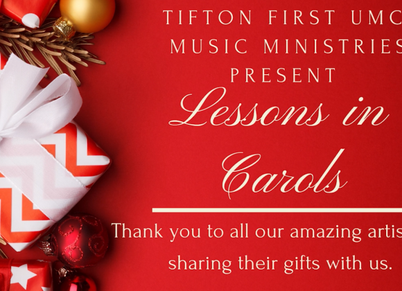 Lessons in Carols