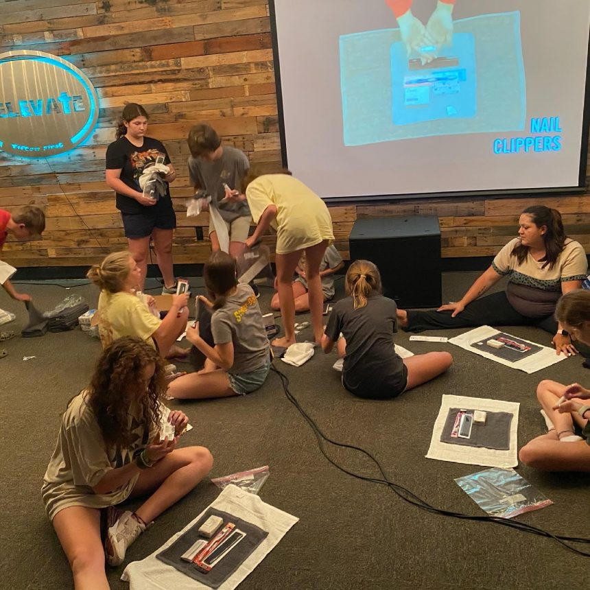 Youth Lock-in: June 4th, 2021
