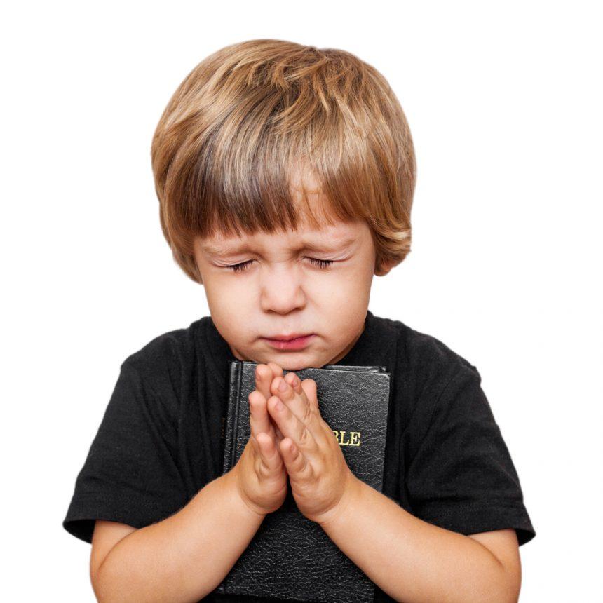 Starting in Prayer